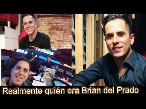"""Quién era Brian del Prado? participante de """"Enamorandonos"""" (1989 - 2019)"""