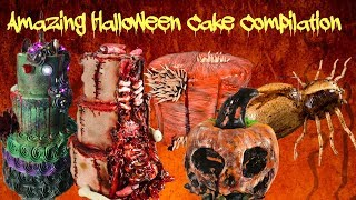 Amazing Halloween Cake Compilation! | Halloween Cakes | Epic Confections