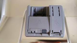 Посудомоечная машина Bosch SPV66TX01E от компании Cthp - видео 2