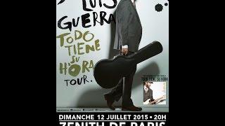 Juan Luis Guerra - Cookies & Cream - Opening Show - Zenith | Paris 2015