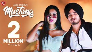 Mustang Song Lyrics in English– Amar Sandhu