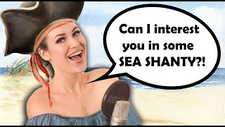 Why Sea Shanties Have Taken Over TikTok - Vocal Coach and Singer Reaction to Nathan Evans Wellerman