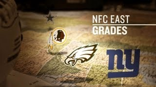 2012 NFL Draft Grades and Analysis: NFC East Edition thumbnail