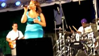 Barbados Jazz festival 2009  - Chrisette Michele- Your Joy