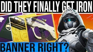 Destiny 2 Shadowkeep. AMAZING IRON BANNER? (Best Weapons To Use, Loot, Rewards, Incentives & More)