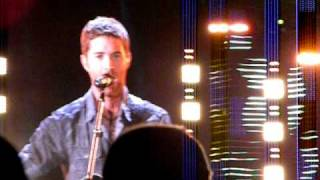 """Josh Turner """"Firecracker"""" 6/11/10 CMA Fest 2010"""