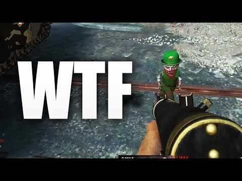 MYSTERIOUS CREATURE IN CALL OF DUTY?!