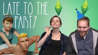 Let's Play Sims 4 - Late to the Party