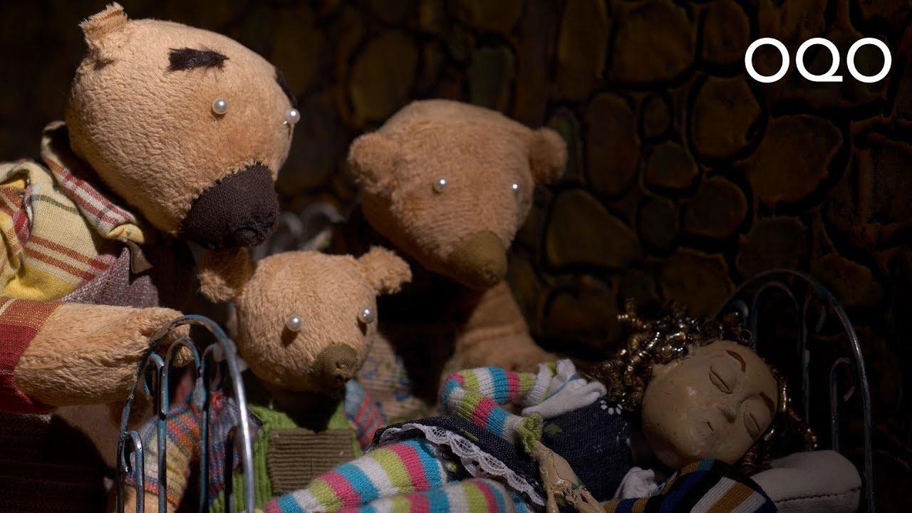 Tres osos (animación infantil)