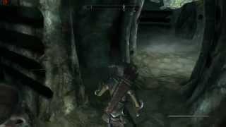Skyrim - Забытая пещера