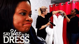Picky Bride Has to Choose a Dress From the Sample Section | Say Yes To The Dress UK