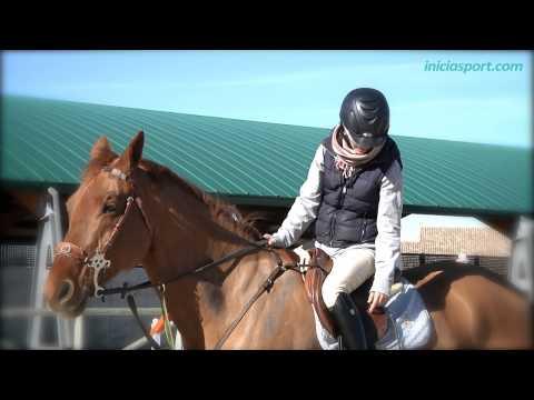 Equitación 3. Primera clase