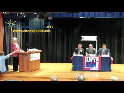 LWV MD House Debate