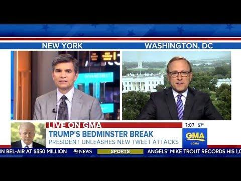 TRUMP Leaks Classified Info, Gets Morning Briefs From FOX & FRIENDS