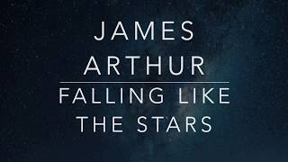James Arthur   Falling Like The Stars (LyricsTraduçãoLegendado)