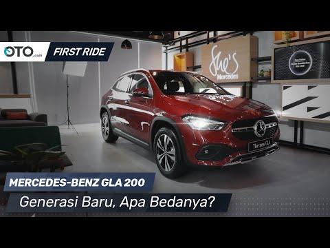 Mercedes Benz GLA 200 Progressive Line | First Impression | Generasi Baru, Apa Bedanya? | OTO. com