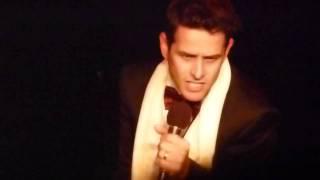 Joey Mcintyre - 12/14/11 NYC Christmas Show - Jingle Bells