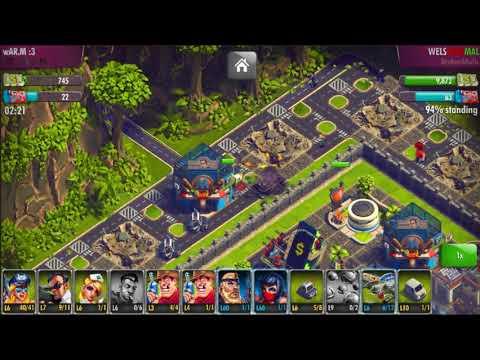 CRIME COAST MAFIA WARS!!! Destroying mansion with defense + 27k