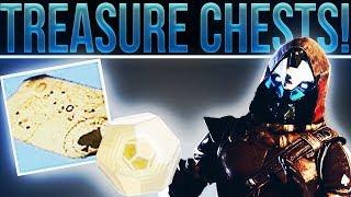 Destiny 2. Cayde-6 Io Treasure Chest Locations 2-7-2018 (Exotics & Faction Loot) | Kholo.pk