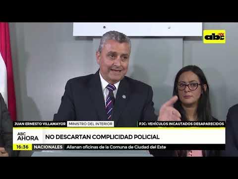 No descartan complicidad policial