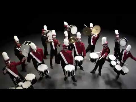 The Best Drum Marching Band