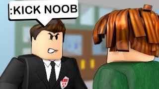 ADMIN IN ROBLOX HIGH SCHOOL
