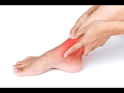 Neurologie a durerii în articulațiile picioarelor