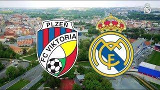 Viktoria Plzen vs Real Madrid | 0 - 5