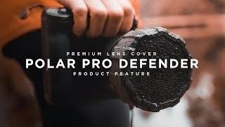 Introducing PolarPro Defender : Premium Lens Cover