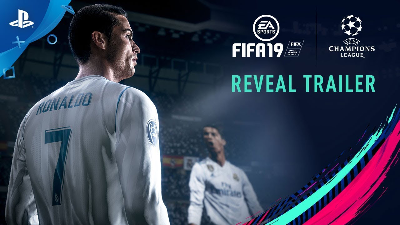 Fifa  Uefa Champions League Reveal Trailer Ps