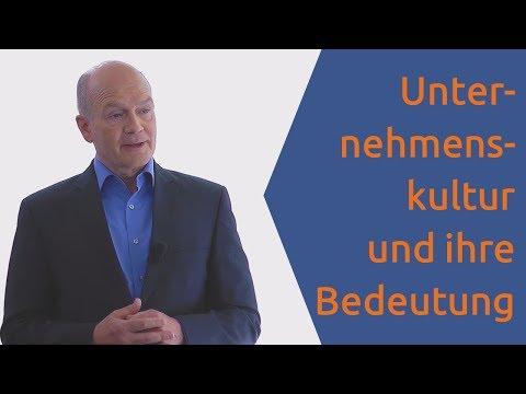 Unternehmenskultur und ihre Bedeutung