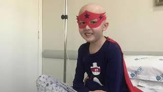 Garoto de 9 anos, na luta pela vida, está à procura de doador.