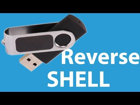 Reverse Shell - USB Rubber Ducky