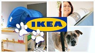 SHOPPING VLOG - Shopping chien et détournements d'articles pour enfants | IKEA Shopping & Haul #6