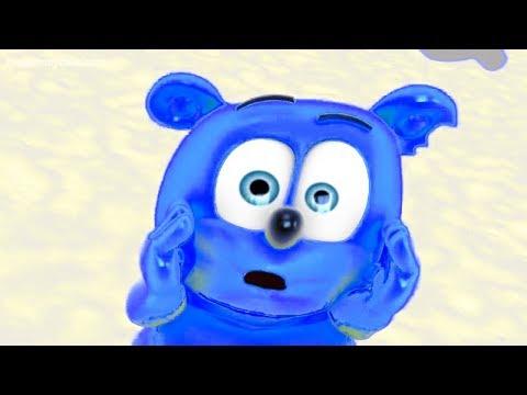 Gummibär IS BLUE ?? REQUEST VIDOE Choco Choco Choco HD Hungarian Gummy Bear Song