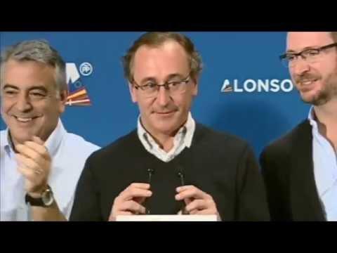 Alfonso Alonso valora los resultados electorales 25S en el País Vasco
