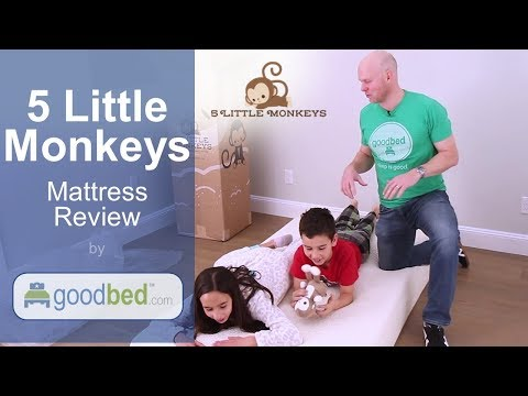 5 Little Monkeys Mattress Review (VIDEO)