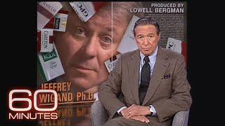 Jeffrey Wigand: The big tobacco whistleblower
