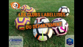 Les clubs labellisés - Épisode 6