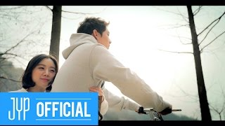 "Bernard Park, Hye Rim(Wonder Girls) ""With You(니가 보인다)"" M/V"