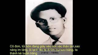 Phan Mạnh Quỳnh-  Tưởng Nhớ Hàn Mạc Tử | Sub+ lyrics Video