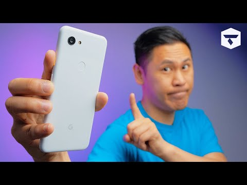 The Google Pixel 3a and Pixel 3a XL WASN'T MADE FOR YOU! 🤫