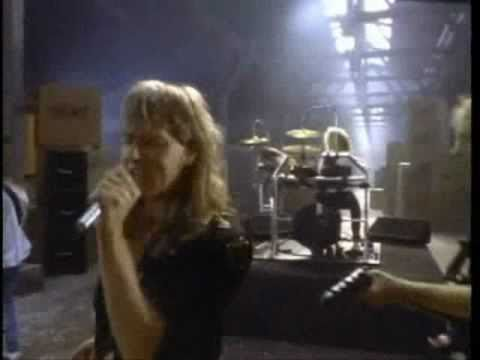 Def Leppard - too late for love (music video)