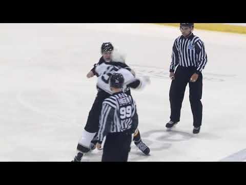 Ben Boyd vs. Cole Fraser