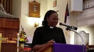 """""""Our Good Shepherd"""" - 3/31/19 Sermon with Pastor Naomi Kaiga"""