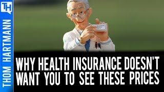 The Hospitals & Insurance Are Trying to Hide this From You (w/ Wendell Potter)
