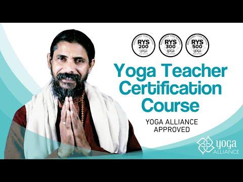 Online Yoga Teacher Training | Yoga Teacher Certification Program ...