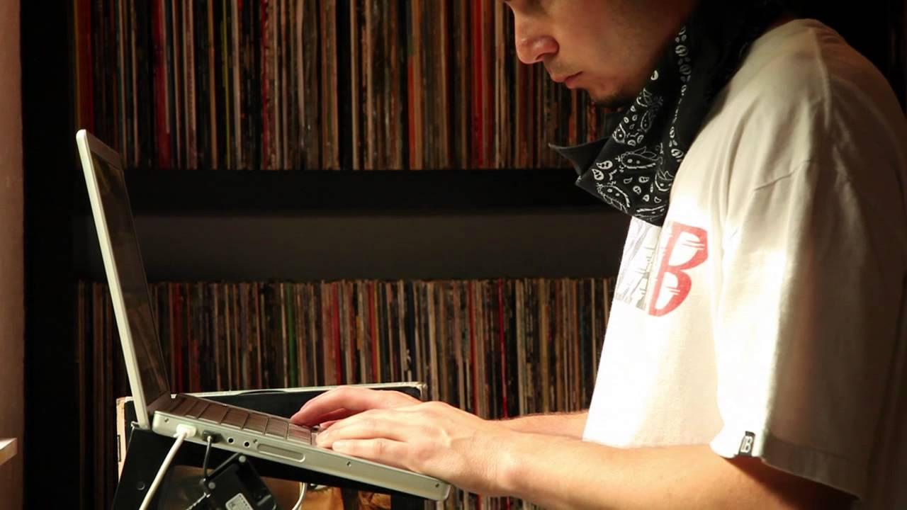 Let's Make A Beat (Blindfold)