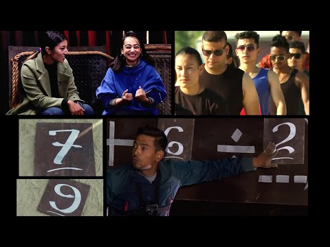 DATE WITH MATHEMATICS | HIMALAYA ROADIES S3 | BACKSTAGE EP10
