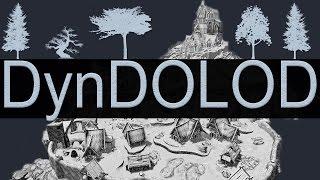 DynDOLOD : Dynamic Distant Object LOD : Start to Finish
